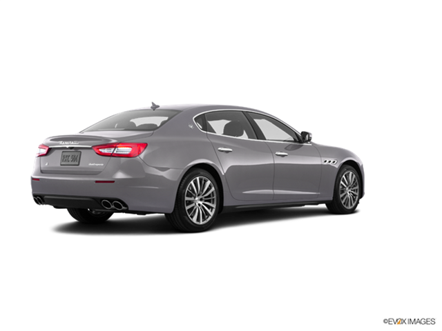 New Car 2018 Maserati Quattroporte S Q4 GranSport