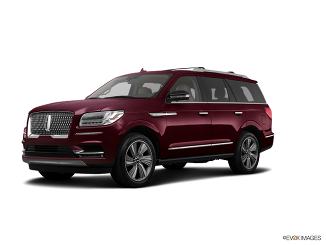New Car 2018 Lincoln Navigator Premiere
