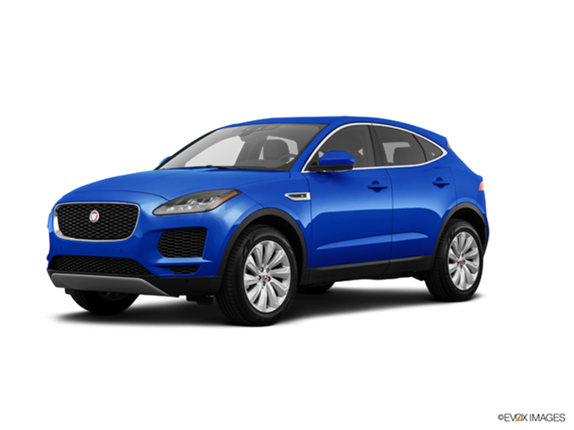 New Car 2018 Jaguar E-PACE P300 R-Dynamic SE