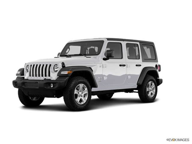 New Car 2018 Jeep Wrangler Unlimited All New Sport