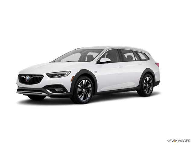 New Car 2019 Buick Regal TourX Essence