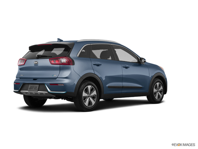New Car 2018 Kia Niro Plug-in Hybrid EX
