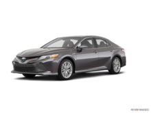 New 2018 Toyota Camry Hybrid Xle
