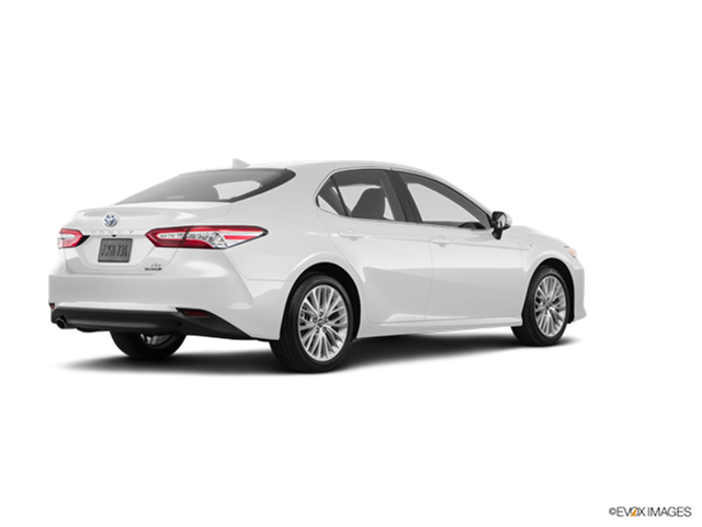 2018 Toyota Camry Hybrid Xle New Car Prices Kelley Blue Book