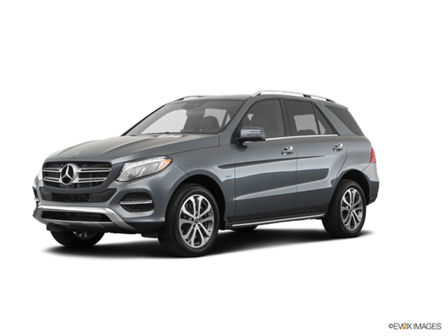New Car 2018 Mercedes-Benz GLE GLE 550e 4MATIC Plug-In Hybrid