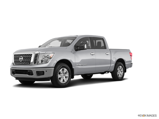 New Car 2018 Nissan Titan Crew Cab S