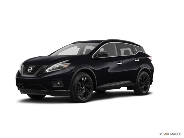 New Car 2018 Nissan Murano SL