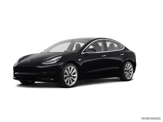 New Car 2018 Tesla Model 3 Performance