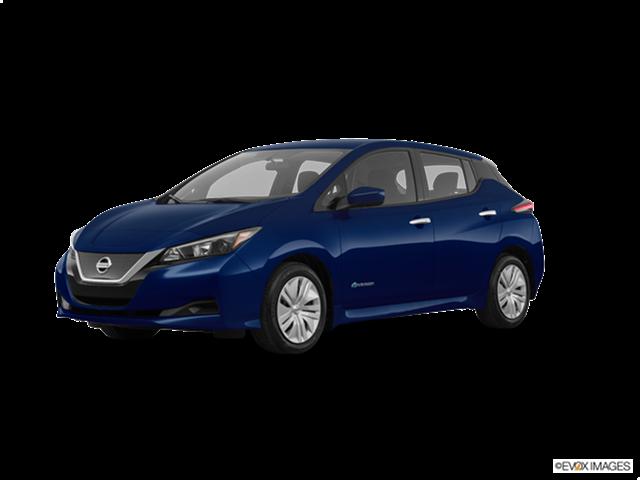 2018 Nissan Leaf S New Car Prices Kelley Blue Book
