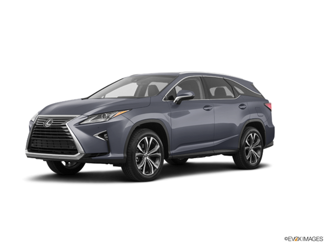 New Car 2018 Lexus RX RX 350L