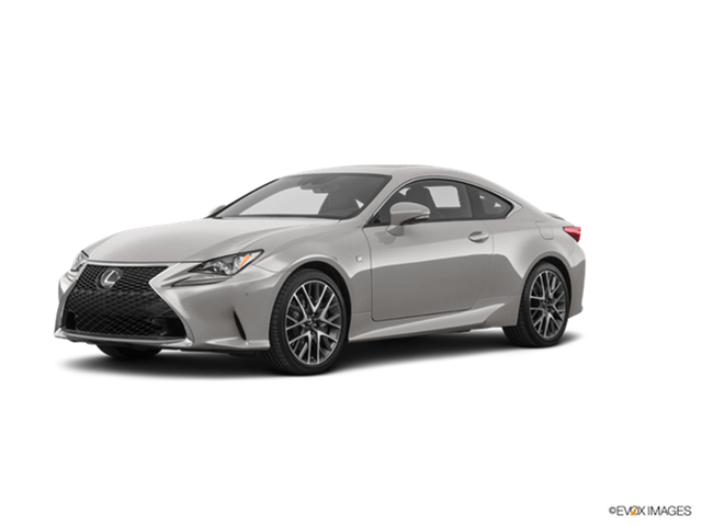 New Car 2018 Lexus RC RC F