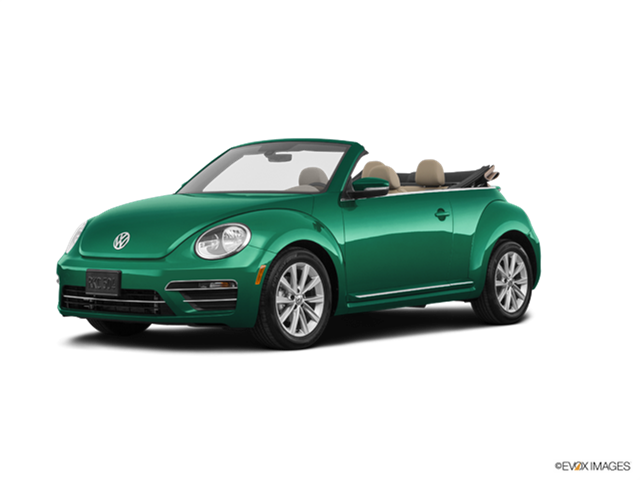 Most Fuel Efficient Convertibles of 2018 - 2018 Volkswagen Beetle