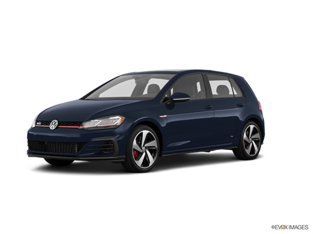 2018 Volkswagen Golf GTI Autobahn New Car Prices | Kelley ...