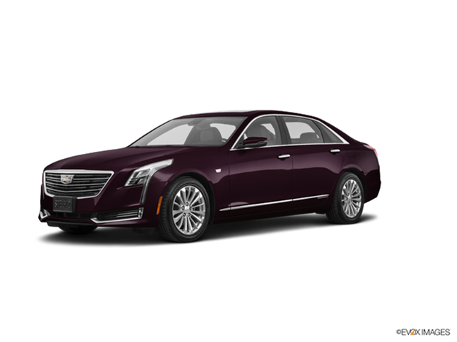 New Car 2018 Cadillac CT6 2.0 Turbo