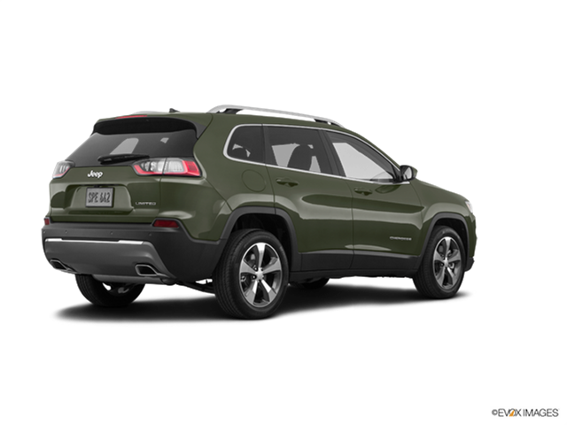 New Car 2019 Jeep Cherokee Limited