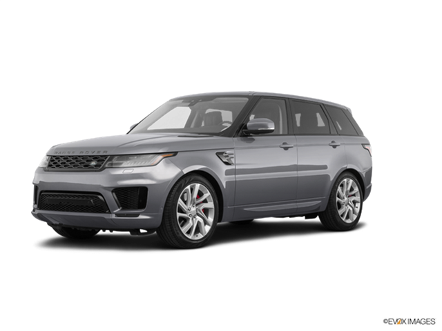 New Car 2018 Land Rover Range Rover Sport Supercharged Dynamic