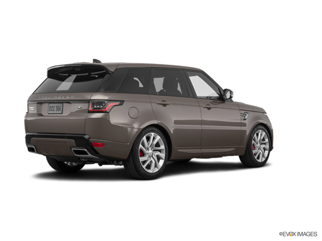 New Car 2018 Land Rover Range Rover Sport Supercharged