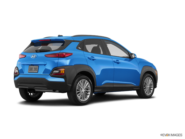 New Car 2018 Hyundai Kona Limited