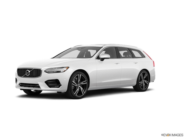 New Car 2018 Volvo V90 T6 R-Design