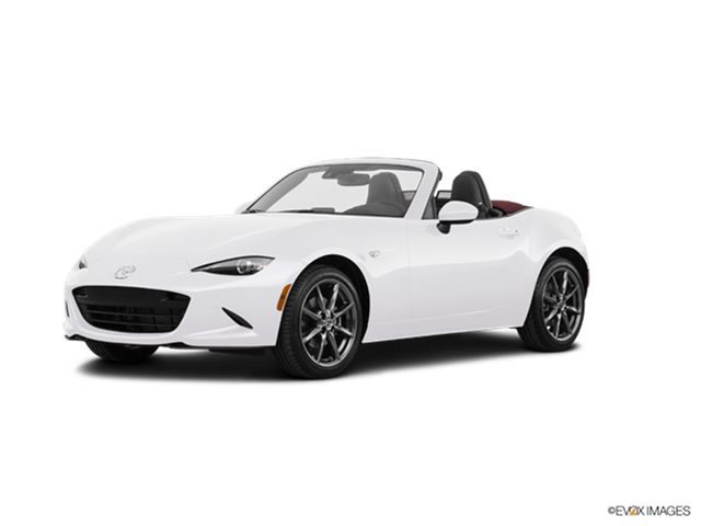 New Car 2018 Mazda MX-5 Miata Grand Touring