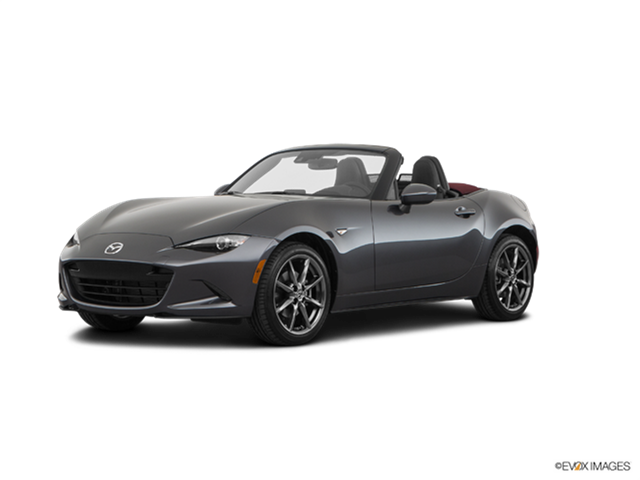 New Car 2019 MAZDA MX-5 Miata Grand Touring
