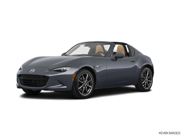 New Car 2018 Mazda MX-5 Miata RF Grand Touring