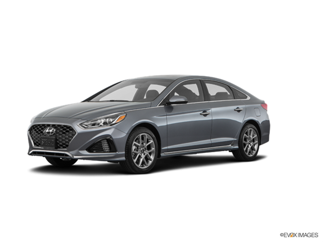 New Car 2018 Hyundai Sonata Sport 2.0T