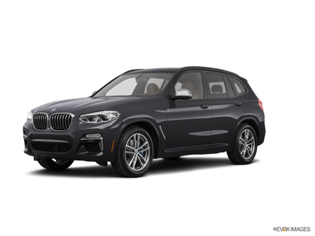 Highest Horsepower Crossovers of 2019 - 2019 BMW X3