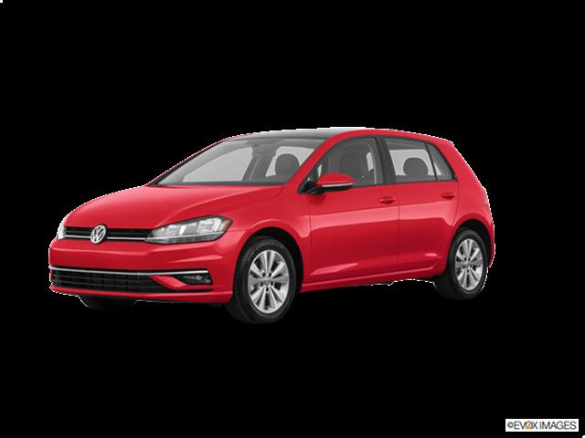 2018 volkswagen golf tsi s new car prices kelley blue book. Black Bedroom Furniture Sets. Home Design Ideas