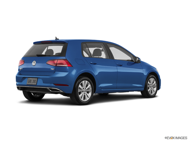 New Car 2018 Volkswagen Golf TSI S