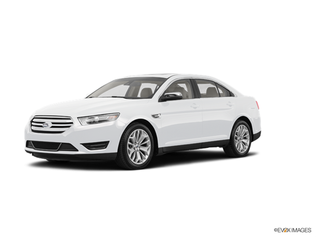 2018 Ford Taurus Limited New Car Prices | Kelley Blue Book