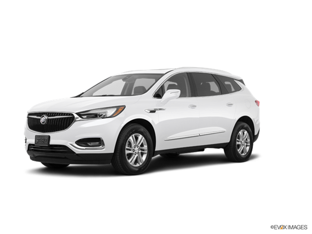 2018 buick enclave premium new car prices kelley blue book. Black Bedroom Furniture Sets. Home Design Ideas