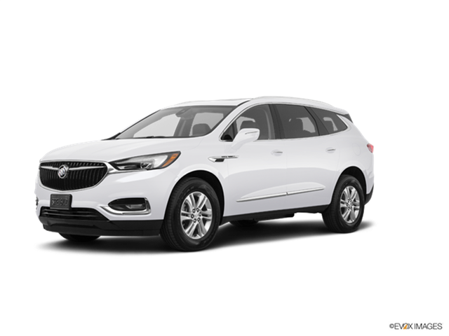 New Car 2018 Buick Enclave Premium