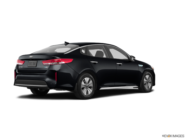 New Car 2018 Kia Optima Hybrid EX