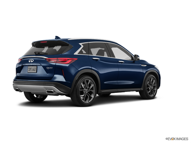 New Car 2019 INFINITI QX50 Essential