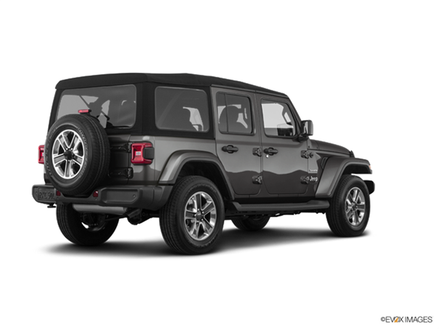 New Car 2019 Jeep Wrangler Unlimited Sahara