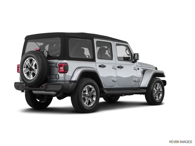 New Car 2018 Jeep Wrangler Unlimited All New Sahara