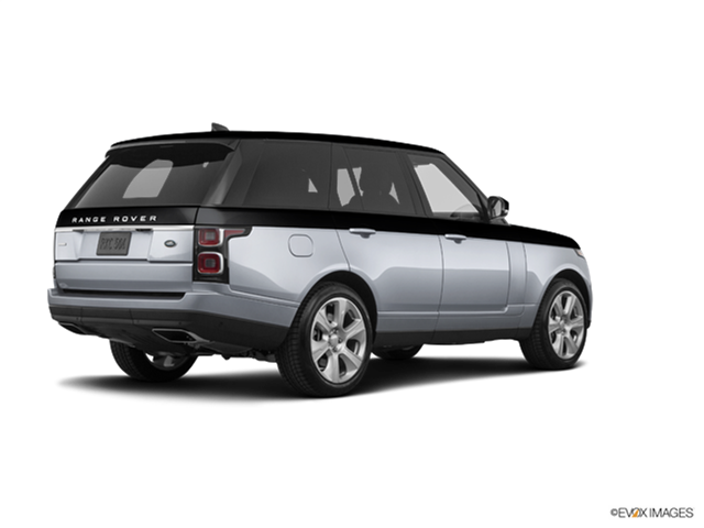 New Car 2018 Land Rover Range Rover HSE