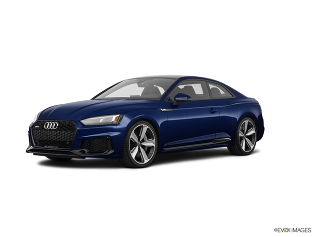 Top Expert Rated Coupes of 2018 - 2018 Audi RS 5