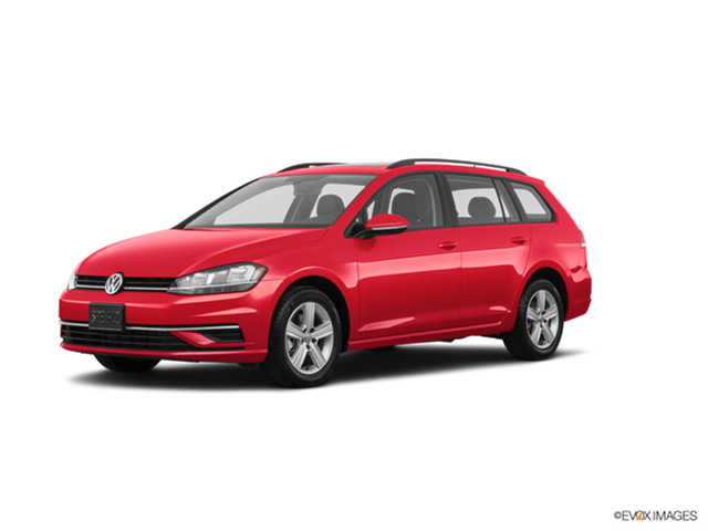 New Car 2018 Volkswagen Golf SportWagen TSI S