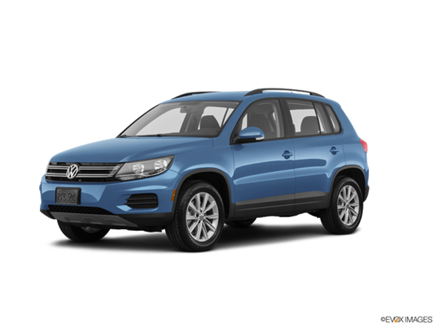 Most Popular Crossovers of 2018 - 2018 Volkswagen Tiguan Limited