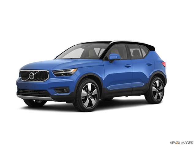 Highest Horsepower Luxury Vehicles of 2019 - 2019 Volvo XC40