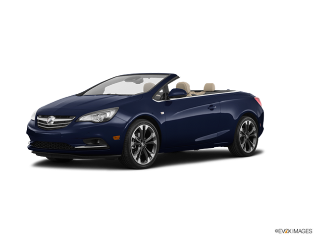 New Car 2019 Buick Cascada 1SV