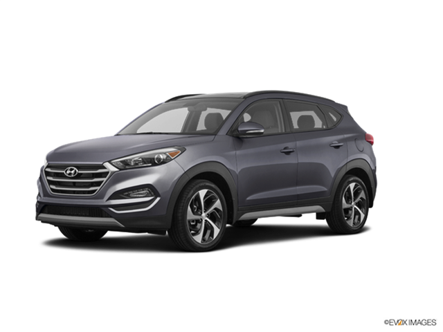 New Car 2018 Hyundai Tucson Value
