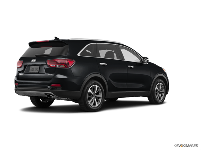New Car 2019 Kia Sorento EX