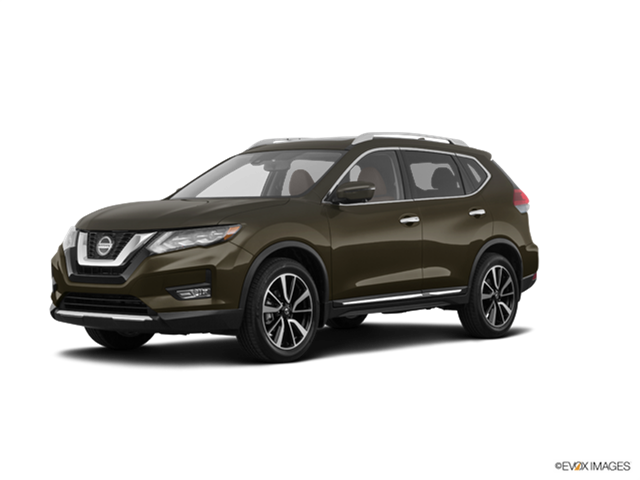 Clay Cooley Nissan Austin >> 2018 Nissan Rogue SV New Car Prices | Kelley Blue Book
