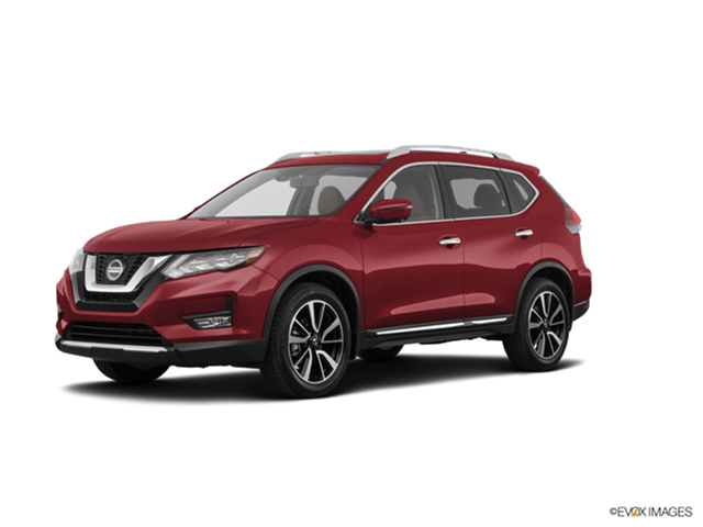 Most Popular Crossovers of 2018 - 2018 Nissan Rogue