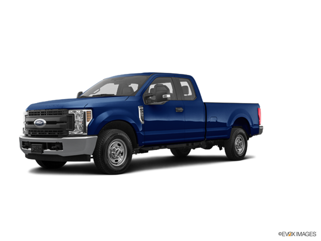 New Car 2018 Ford F250 Super Duty Super Cab XL