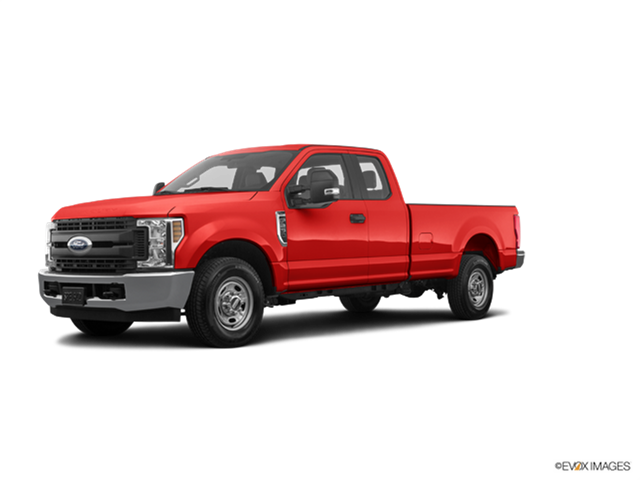 New Car 2018 Ford F250 Super Duty Super Cab XLT