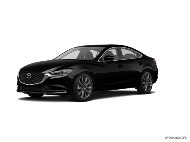 New Car 2018 Mazda MAZDA6 Grand Touring Reserve